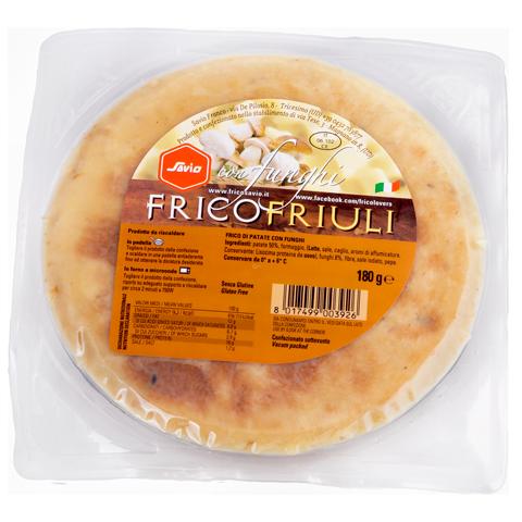 FRICO CON FUNGHI 180G